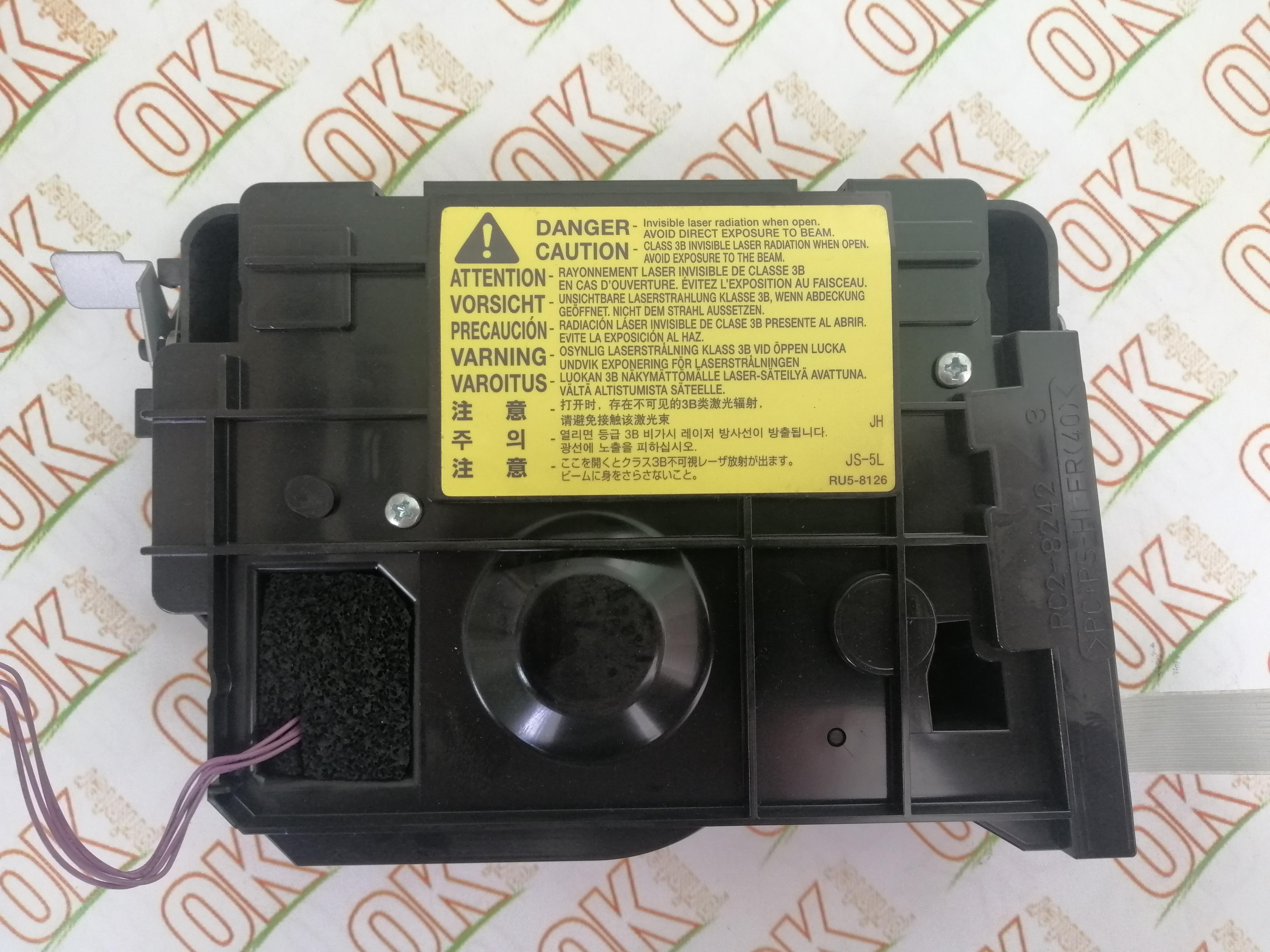 Фото товараБлок сканера/лазера HP LJ P2030/P2035/P2050/P2055 / iR1133/ LBP6680x/6670dn/ LBP6300dn/6650dn/6310