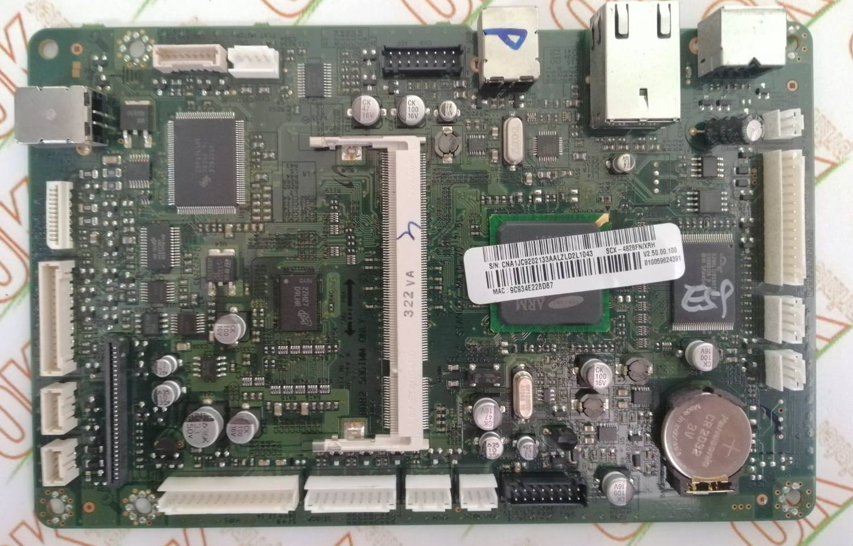 Фото товараПлата форматування XEROX WC 3220 / Samsung SCX-4824 / 140N63399 / JC92-02028A