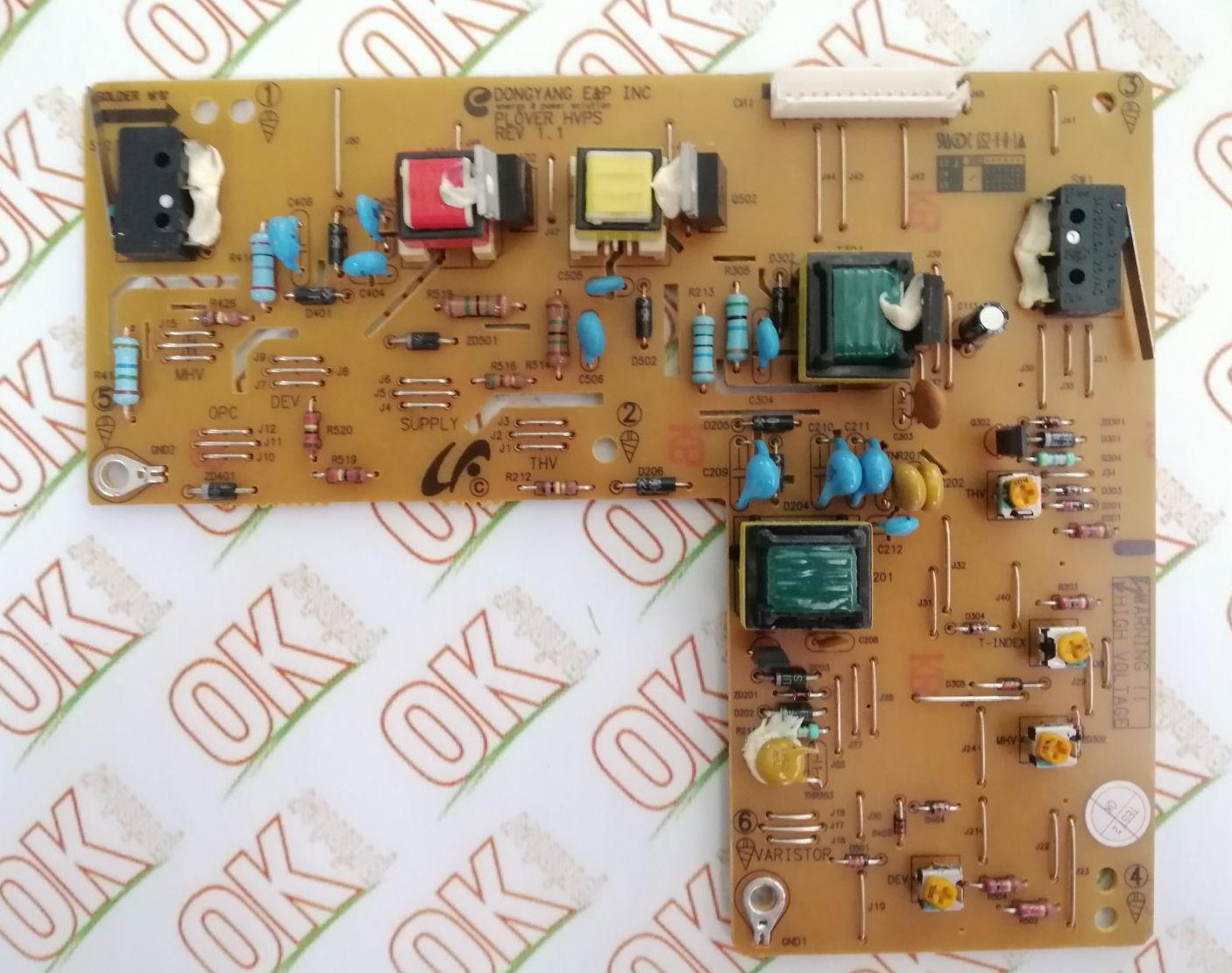 Фото товараПлата високовольтного живлення ML-2850D/SCX-4824FN/Phaser 3250/WC 3220 JC44-00156A/105N02147